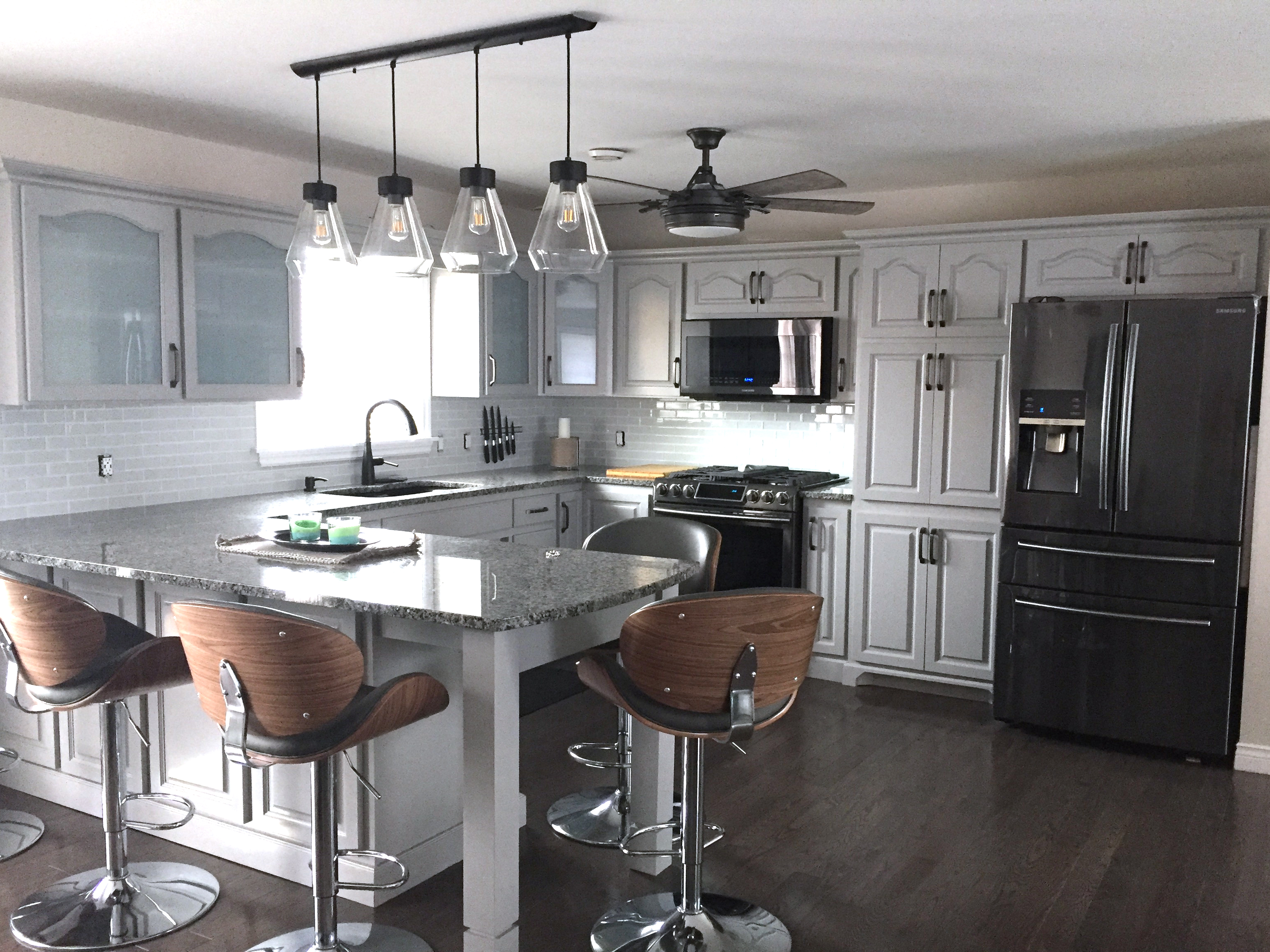 Kitchen Cabinet & Door Painting - Halifax - Kitchen Door ...