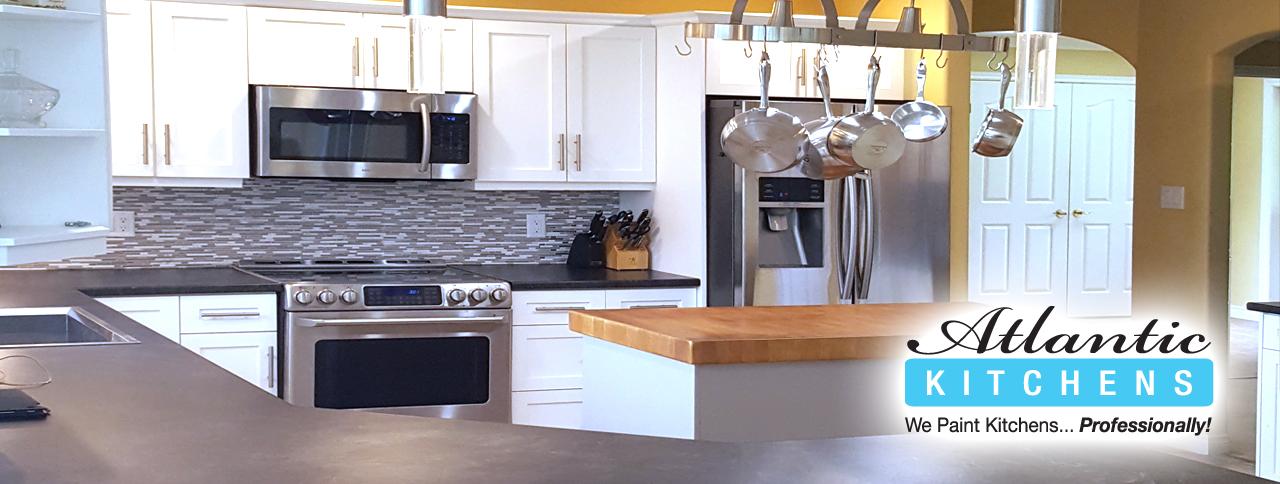 Kitchen Cabinet Painting / Kitchen Door Painting - Halifax ...